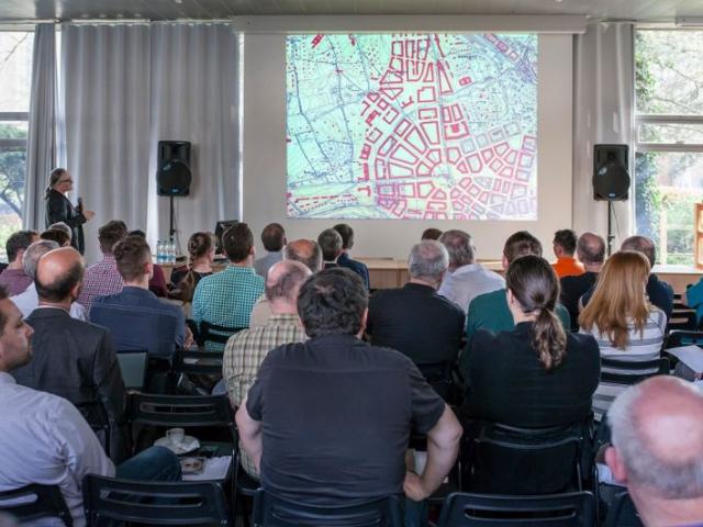 Institut plánování a rozvoje představil městským částem další kroky při přípravě Metropolitního plánu, foto IPR Praha