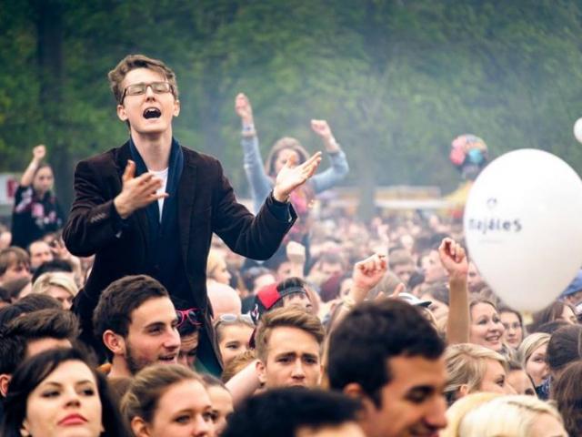 Pražský Majáles láká veřejnost na průvod i koncerty, foto Pražský Majáles