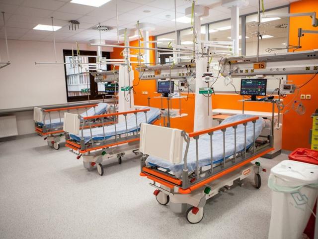Fakultní nemocnice v Motole otevřela nejmodernější urgentní příjem v ČR, foto FN Motol