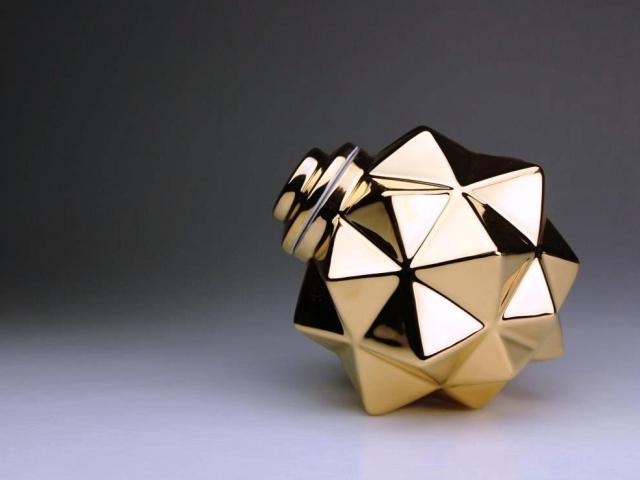 Miloš Němec MAGGIE gold, 2014, foto Prague Design Week