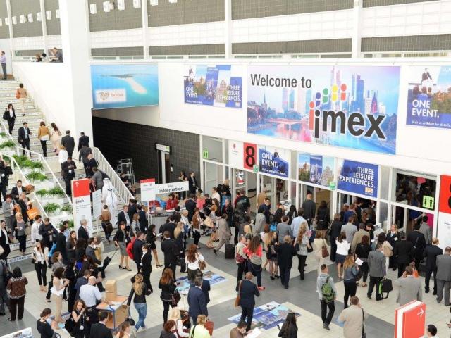 Praha se poprvé představí na veletrhu IMEX ve Frankfurtu. Foto Regent Exhibitions Ltd,