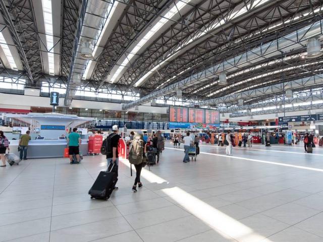 Letiště Václava Havla Praha oproti loňsku odbavilo více cestujících, foto Letiště Praha