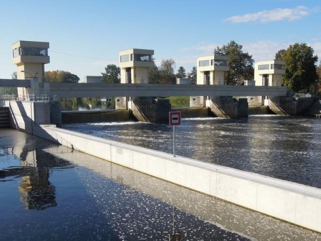 Turistům se otevírají nové možnosti putování po vodních cestách, foto Ředitelství vodních cest ČR