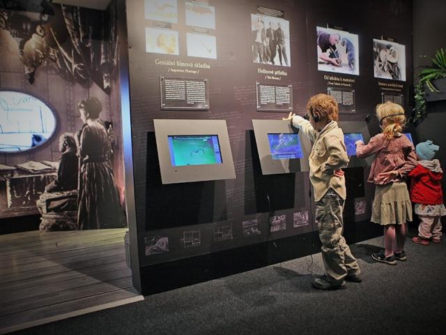 Muzeum Karla Zemana připravilo zajímavé akce pro děti, foto Muzeum Karla Zemana
