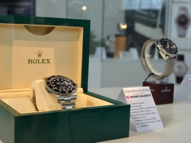 Milovníci luxusních hodinek a exkluzivních šperků se mohou těšit na září, foto Incheba Expo Praha spol. s r.o.