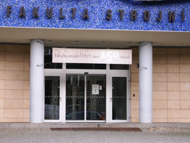 Na Českém vysokém učení technickém v Praze je vzdělání stále atraktivní, foto Praha Press