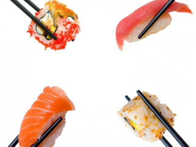 Sushi, foto (c) VI Hotels & Resorts/Shutterstock