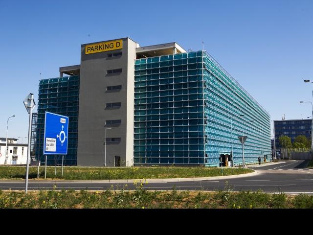 Nové parkování pro zákazníky letiště v Praze nabídne Aeroparking, foto Letiště Praha