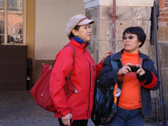 Praha je stále více oblíbená u našich i zahraničních turistů, foto Praha Press