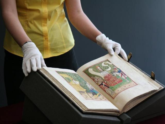 Jenský kodex a další unikáty představí Národní muzeum a Husitské muzeum v Táboře. Foto Národní muzeum