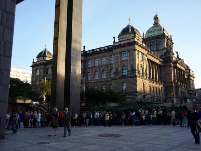 Pražská muzejní noc již podvanácté ovládne Prahu, letos s rekordním počtem zapojených institucí. Foto Národní muzeum