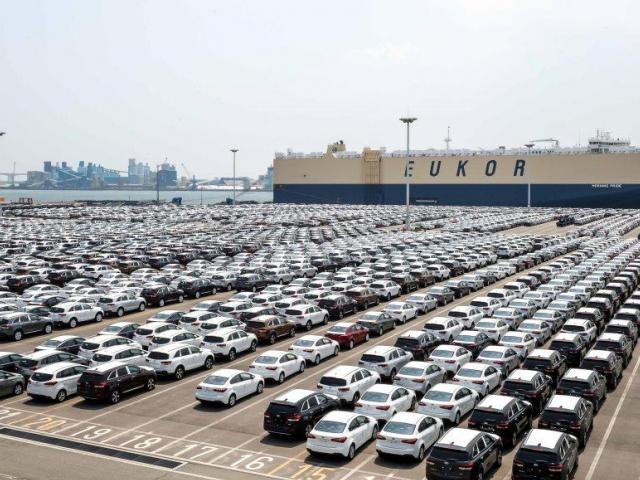 Společnost Kia Motors vyveze automobil s pořadovým číslem 15 milionů, foto Kia Motors