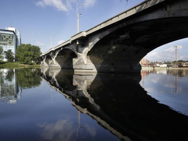 Přijďte debatovat o budoucnosti Libeňského mostu a přilehlého nábřeží, foto ÚMČ Praha 7