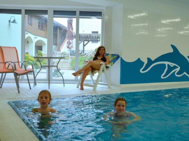 Wellness na Vysočině. Tři dny pro dva za skvělých 2490,- s bazénem, vířivkou, saunou a polopenzí. Foto hotel Bystré
