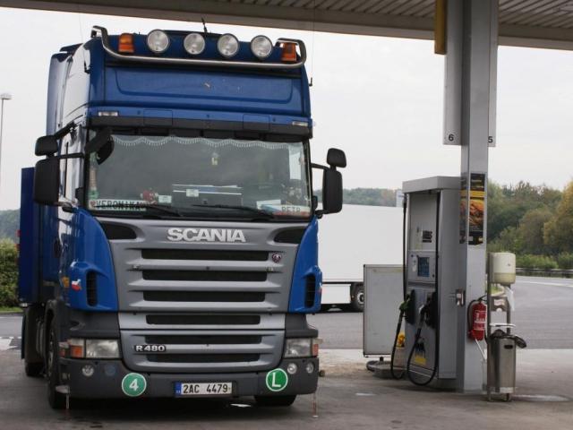 Jakost pohonných hmot před letní sezónou téměř bez vad, foto Praha Press