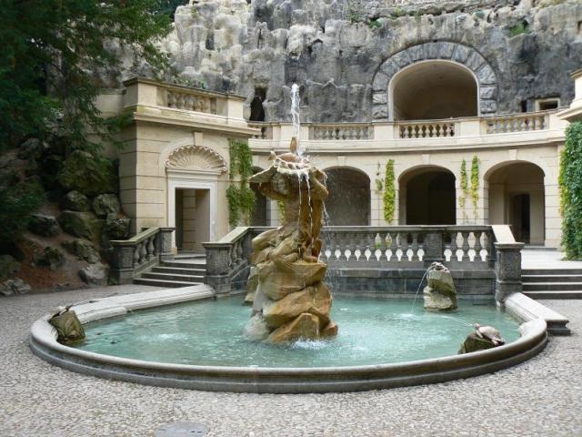 Hlasujte pro sochu Neptuna či archeologický objev na Vyšehradě, foto NPÚ