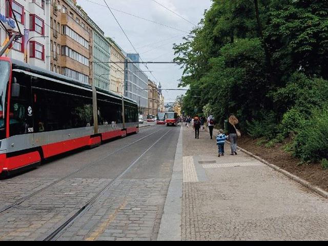 Karlovo náměstí čeká revitalizace, foto IPR Praha