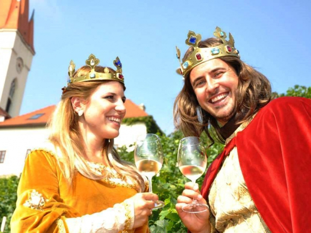 Znojemské historické vinobraní, foto Znojemská beseda
