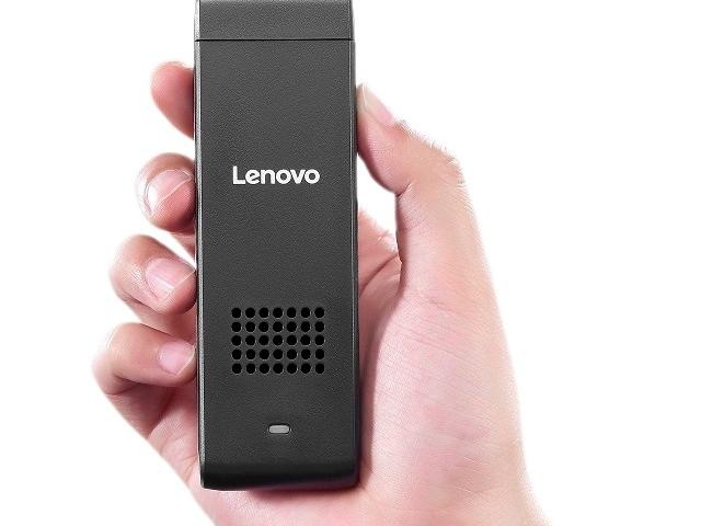 Seznamte se s novým Lenovo IdeaCentre Stick 300 - cenově dostupným počítačem do dlaně, foto Lenovo