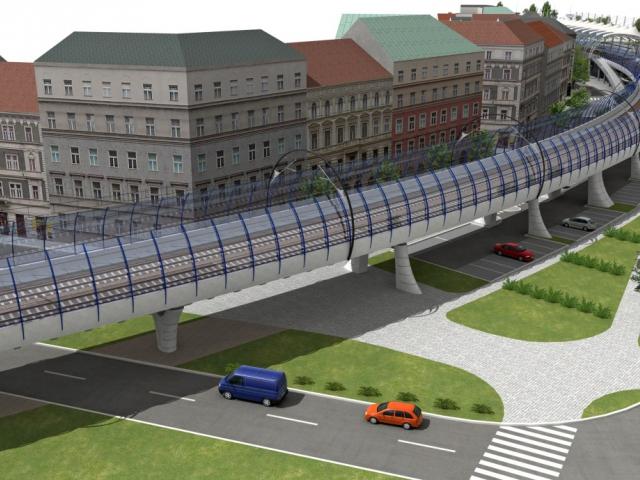 Železničního spojení Ruzyně s centrem Prahy a Kladnem se blíží k realizaci