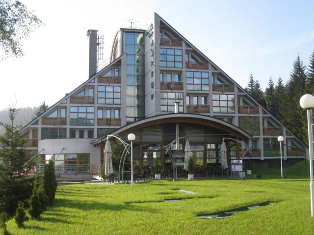 Až šestidenní odpočinek v Krušných horách na Klínovci pro 2 osoby a děti do tří let zdarma