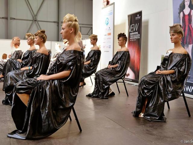 Prestižní značky a jejich novinky na kosmetickém veletrhu World of Beauty & Spa, foto Jan Švanda