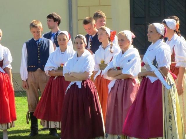 V Zámeckém areálu Ctěnice na vás čekají dožínkové slavnosti, foto Muzeum hlavního města Prahy
