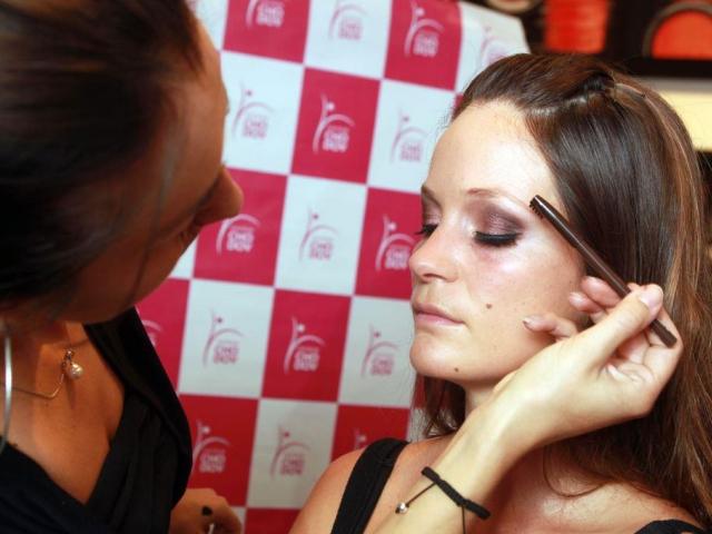 V září se v Centru Chodov můžete svěřit do péče módních a kosmetických odborníků, foto Centrum Černý Most