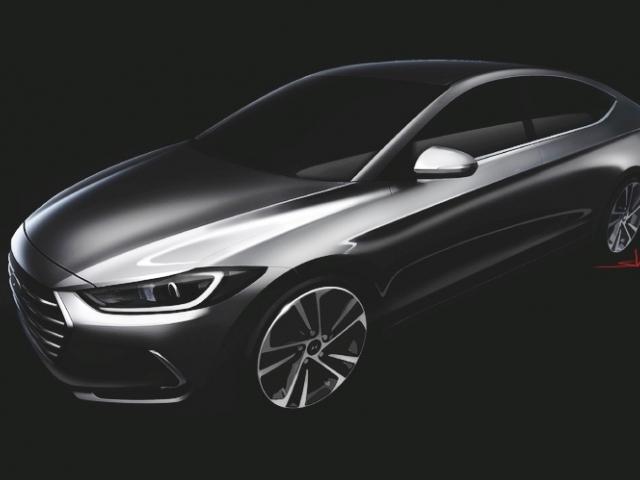 Novinka Hyundai Elantra - kombinace dynamiky a elegance, foto Hyundai