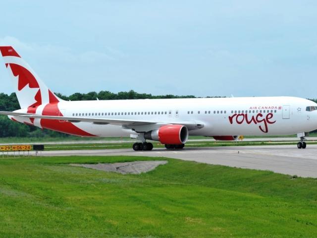Nová přímá linka s Prahy do Toronta, foto Air Canada rouge