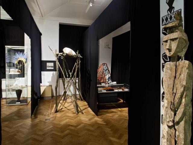 Výstava Rituály smrti, foto Národní muzeum