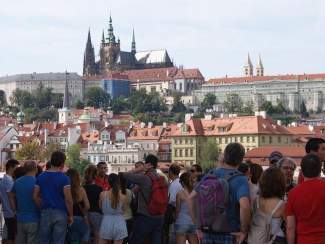Příjmy z cestovního ruchu vzrostly o 5 procent, foto Praha Press