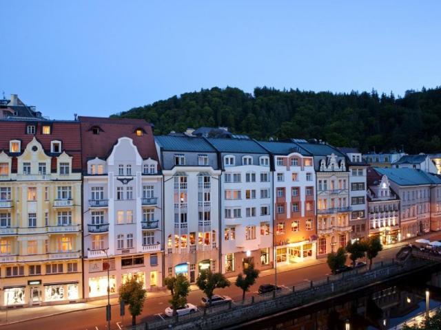 Dvořák Spa Hotel Karlovy Vary poprvé s certifikátem EuropeSpa med