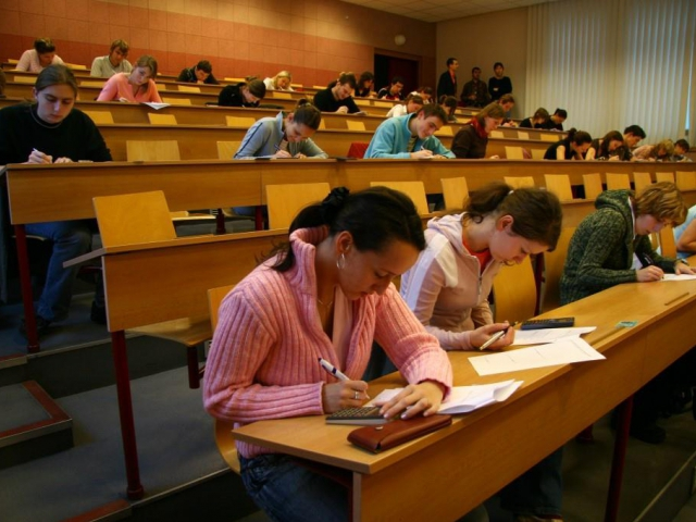 Na VŠE se vyučuje 4. nejlepší magisterský manažerský program podle celosvětového žebříčku Financial Times, foto VŠE