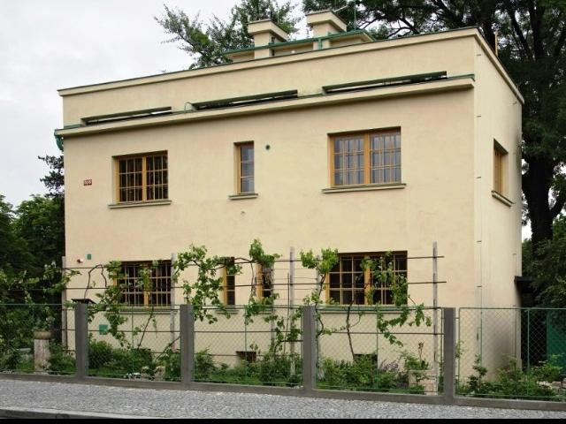 Rothmayerova vila otevřena, foto Muzeum hlavního města Prahy