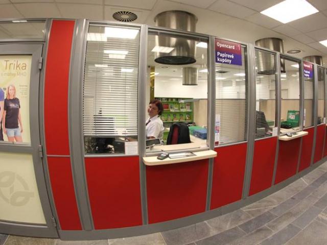Dopravní podnik otevřel nové informační středisko na Můstku, foto DPP