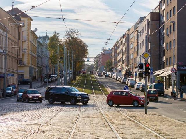 Bělohorská ulice bude krásnější, foto IPR Praha