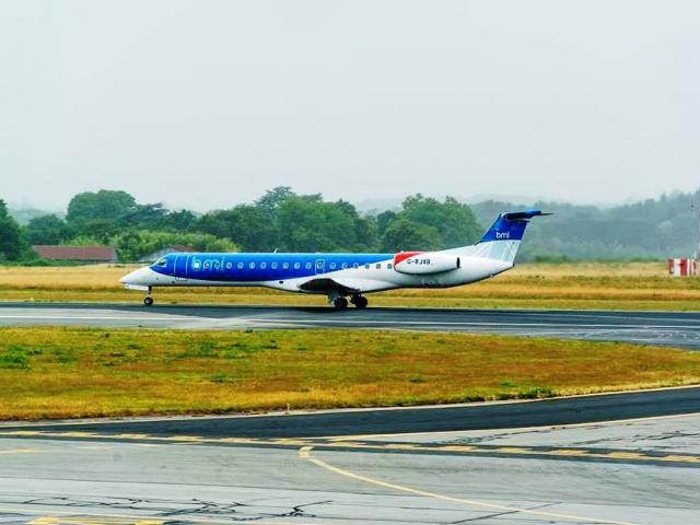 Pravidelná letecká linka Brno - Mnichov zahajuje již letos, foto BMI Regional
