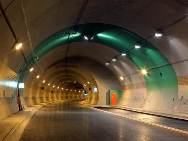 Během tří týdnů projel tunelový komplex Blanka 1 milion automobilů, foto Magistrát hlavního města Prahy