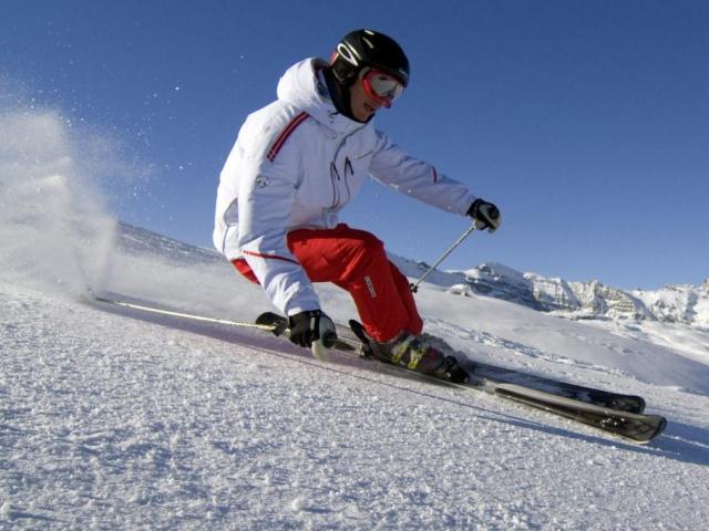 Ubytování a lyžování se slevou Krušné hory, lyžařský balíček v hotelu Nástup