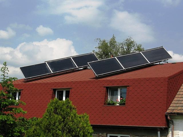 Obnovitelné zdroje pokryjí spotřebu 65 % domácností, foto SVOBODA a spol.