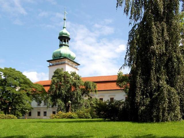 Vsetínský zámek je krásnější a čeká na vaši návštěvu, foto Centrála cestovního ruchu Východní Moravy