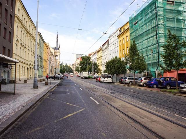 Spojnice Nuslí s Pankrácem se dočká rekonstrukce. Foto IPR Praha