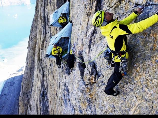Roger Schäli, foto Festival alpinismu