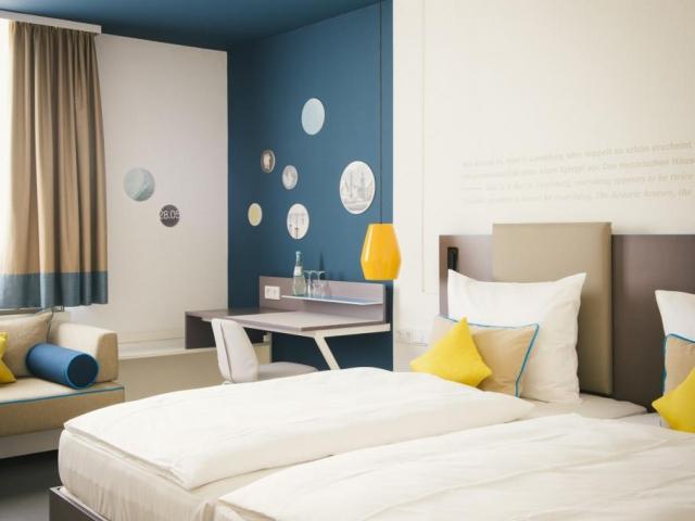 Pokoje hotelu Vienna House Easy ©Vienna International Hotelmanagement AG