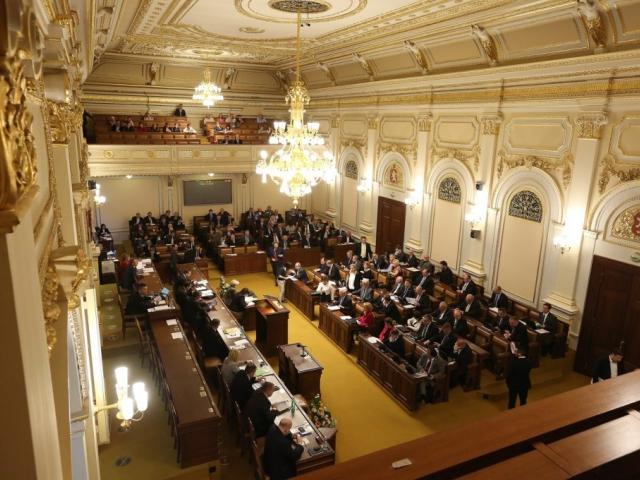Ilustrační foto: Parlament České republiky