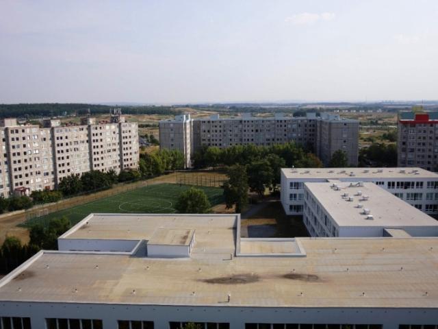 Praha chce revitalizovat sídliště. Začíná na Černém Mostě. Foto IPR