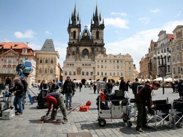 Vydejte se na atraktivní pražské filmové zážitky, foto Prague City Tourism