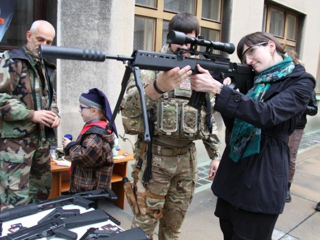 Přijďte ve středu oslavit Den válečných veteránů do Armádního muzea Žižkov. Foto VHÚ