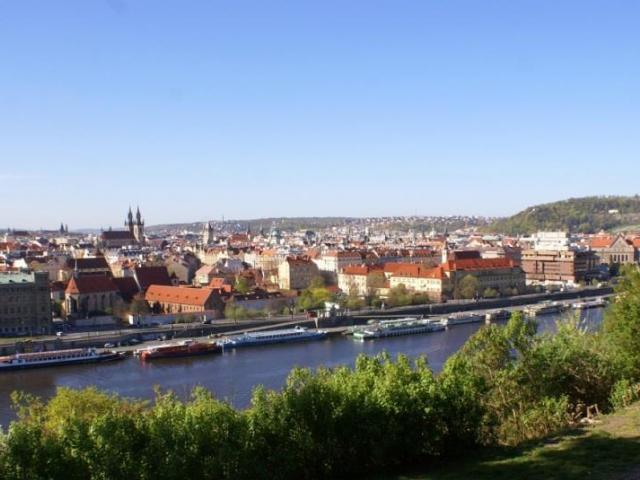 Dvořákovo nábřeží, foto IPR Praha